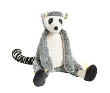 Moulin Roty Lemur from the Moulin Bazar Collection of Soft Toy from Wyestyles