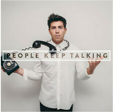 Hoodie Allen - People Keep Talking [New CD] Explicit