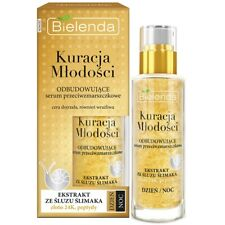 Bielenda Youth Therapy Anti Wrinkle Face Serum with Snail Slime Extract 24K Gold