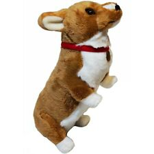 "Cowboy Bebop Ein Data Dog Welsh Corgi Plush Toy 9"" Length Official Licensed"