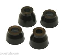 Street Rod Mustang II Front Suspension Polyurethane Ball Joint Boot Set (BLACK)