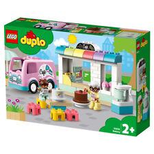 Lego Duplo Bakery Building Set - 10928