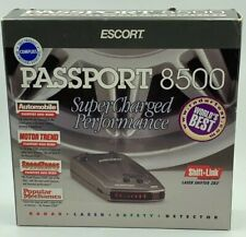 Escort Passport 8500 Radar Detector