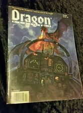 Vintage Dragon Role Playing  Magazine  # 143