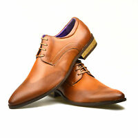 NEW MENS SMART OFFICE WEDDING SHOES ITALIAN DRESS SALE CASUAL FORMAL PARTY SIZE