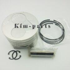 STD Piston Set (Pin& Clip&Rings) FOR Kubota M5400 M5700 R510, L4200F, L4300DT