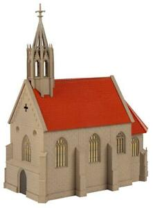 FALLER 130680 Church Stankt Andreas 8 11/32x4 9/32x10 1/4in New Boxed °