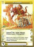 1x  Chaotic Card RARE UNUSED CODE Ifjann - Random Stats