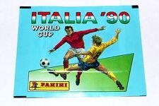 Panini WM WC ITALIA 90 1990 – 1 x TÜTE PACKET BUSTINA SOBRE Vers. KELLOGG'S