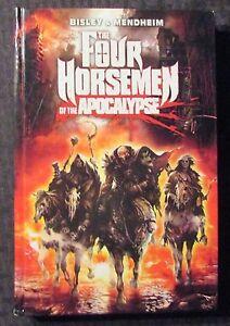 2014 FOUR HORSEMEN OF THE APOCALYPSE by Simon Bisley HC VF- 7.5 1st Titan