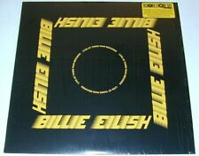 BILLIE EILISH Live At Third Man Records LP RSD Blue Color Vinyl w/TMR Poster NM