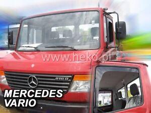 Weitwinkelspiegel HELLA 8SB 501 359-532 für MERCEDES VARIO beheizbar Kipper Bus