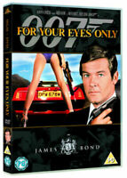 Bond Remastered - For Your Eyes Only DVD (2007) Roger Moore