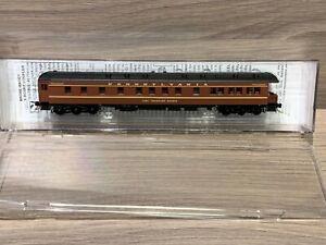 N Scale Micro-Trains Pennsylvania Pullman Passenger Car Joel Chandler Harris MTL