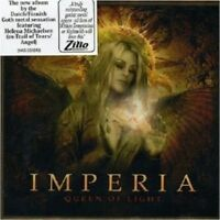 """IMPERIA """"QUEEN OF LIGHT"""" CD GOTHIC METAL NEW!"""