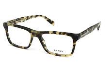 Prada Fassung Glasses VPR 06R TFG-1O1 Gr 53 Konkursaufkauf BP49 T25
