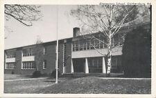 Gaithersburg MD * Elementary School  1960s * Montgomery Co. Rockville