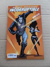 incorruptible 11 . Cov B . Boom ! 2010 . VF