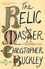 THE RELIC MASTER - BUCKLEY, CHRISTOPHER - NEW PAPERBACK BOOK