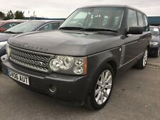 2006 RANGE ROVER VOGUE 4.2 SUPERCHARGED V8 - 1 F/OWNER, 9 SERVICES, REAR SCREENS