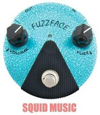 Dunlop FFM3 Jimi Hendrix Fuzz Face Mini Turquoise Guitar Pedal ( OPEN BOX )