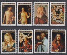 Ruanda Rwandaise 1971 ** Mi.465/72 A Gemälde Paintings Dürer [sq4940]
