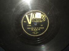 """Earl Wild """"Waltz in G Flat Major/Prelude in D Minor"""" 78"""