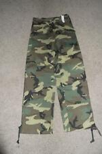 Military BDU XSmall Long Pants Camouflage Gore-Tex Cold Weather Trousers #8