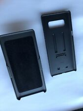Samsung Galaxy Note 8 Case With Holster Black