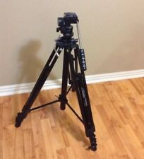 "Davis & Sanford Provista Professional Camera Tripod 74"" F12 Fluid Head & Bag"