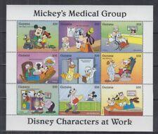 K407. Guyana - MNH - Cartoons - Disney's - Mickey's Medical Group