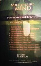 Millionaire Mind Intensive (MMI) - T Harv Eker - CDs audio +  DVDs