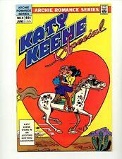 Katy Keene Special #4    Archie 1984