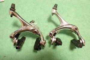 Brake set Calipers Campagnolo Veloce pair front & rear calliper AE03
