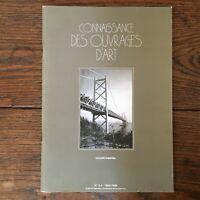 Boletín Conocimiento Las Construcciones de Arte N º 3-4 Puentes Colgantes