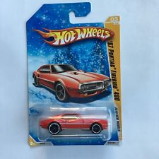 Hot Wheels 2010 New Models '67 Pontiac Firebird 400