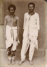 Afrique Madagascar prisonniers