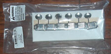 Fender® Chrome Vintage Tuners RH Strat/Tele~With Hardware~0047912000~10mm~ New