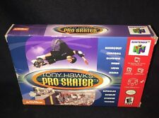 Tony Hawk's Pro Skater Complete Nintendo 64 N64 Game CIB