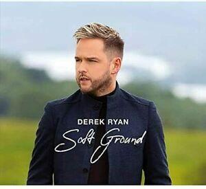 Derek Ryan - Soft Ground CD (2021)