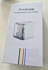 NEU: princube mobiler Drucker /per Smartphone steuern - ungeöffnet - NEU -
