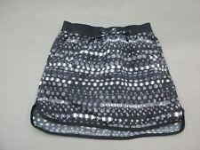 Columbia Size L  Girls Gray Athletic Omni-Shade Sportswear Stretch Skort 514