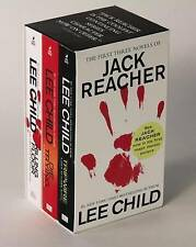 Jack Reacher Boxed Set by Lee Child (Paperback / softback, 2012)