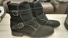 Chelsea, Ankle Boots Faux Suede Unbranded for Men