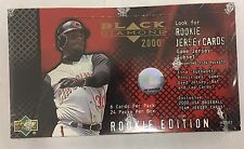 2000 Upper Deck Rookie Edition Factory Sealed Baseball Hobby Box
