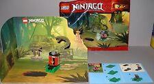 Lego 5002919 Ninjago Spiellandschaft mit Falle OVP RAR!!!