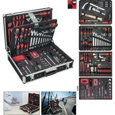 Vigor Werkzeugkoffer bestückt Werkzeugkasten V2542