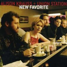 Alison Krauss, Alison Krauss & the Union Station - New Favorite [New CD]