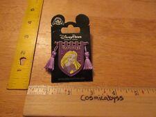 Coat of arms Rapunzel Disney pin MOC
