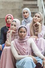 *US* *PREMIUM* Hijab/Scarf CHIFFON Wrap Shawl (Multiple COLORS) (172 cm x 75 cm)